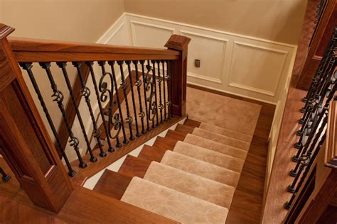 Decorative Banisters by Decorative Stair Railing Staircase With Decorative Rod
