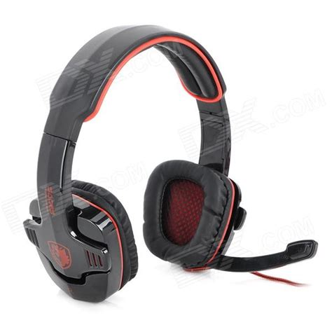 Headset Gaming Sades Sa 905 sades sa 901 headset headset for pc gaming by sades