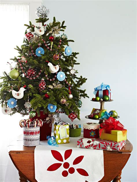 Small Decorated Trees by Great Ideas For Small Trees Desired Home
