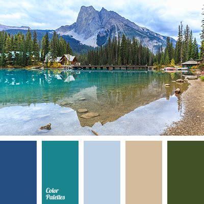 color lake muted blue color color palette ideas