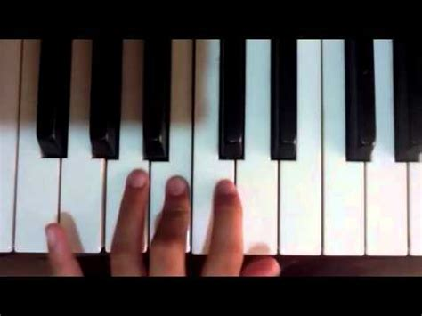 tutorial piano kesempurnaan cinta sandiwara cinta piano tutorial 1 youtube