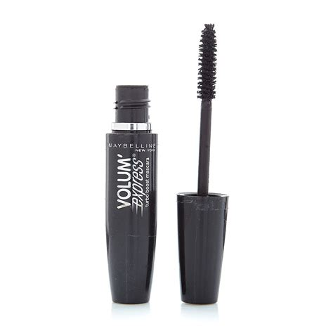 Maybelline Turbo Boost Mascara maybelline mascara turbo boost volum express black