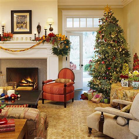 Christmas Decorated Rooms | 33 christmas decorations ideas bringing the christmas