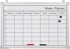 Dry Erase Wall Sticker weekly calendar whiteboard printable 2017 calendars
