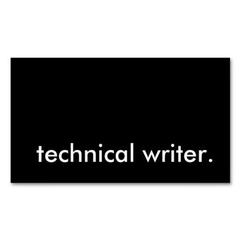 writer business cards 204 best images about technical writer business cards on
