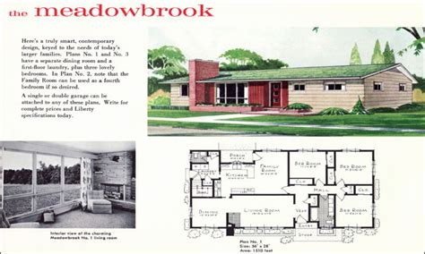 modern house plans designs and ideas the ark modern ranch style home plans