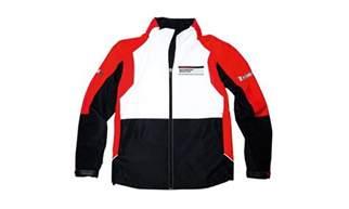 Porsche Jackets Porsche Motorsport S Windbreaker Jacket W White