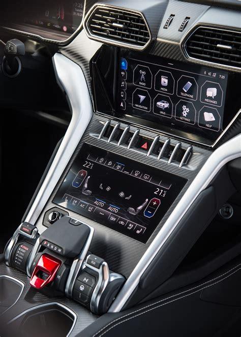 Urus Lamborghini Interior by The Lamborghini Urus Is Finally Here Motor Trend