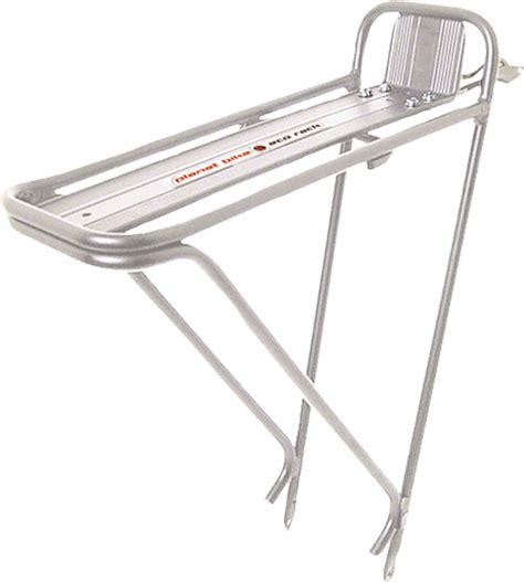 planet bike eco rear rack includes hardware silver