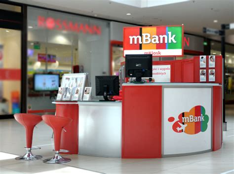 m bank polska mbank branch of the future design strategy