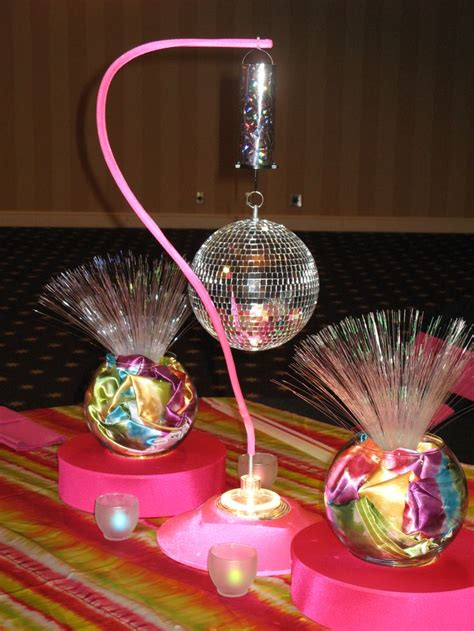 disco centerpieces 24 best images about 80 s on 70s