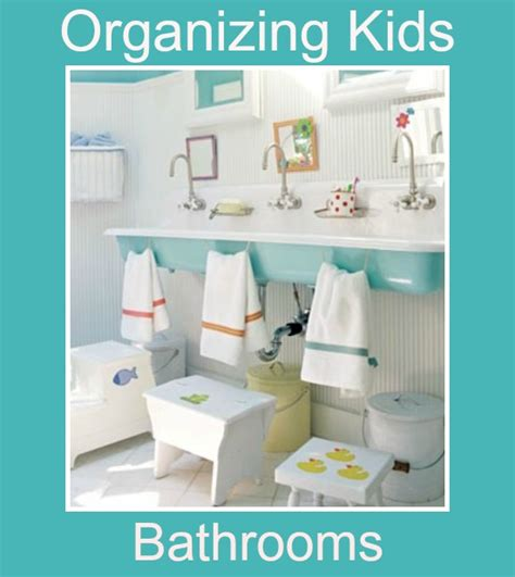 kids bathroom storage ideas storage organization for kids rooms design dazzle