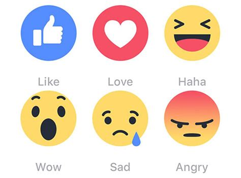fb reaction you like facebook s new reaction buttons are here e news