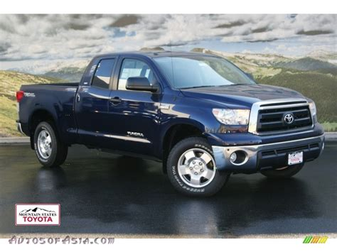 Toyota Tundra Trd For Sale 2012 Toyota Tundra Trd Cab 4x4 In Nautical Blue
