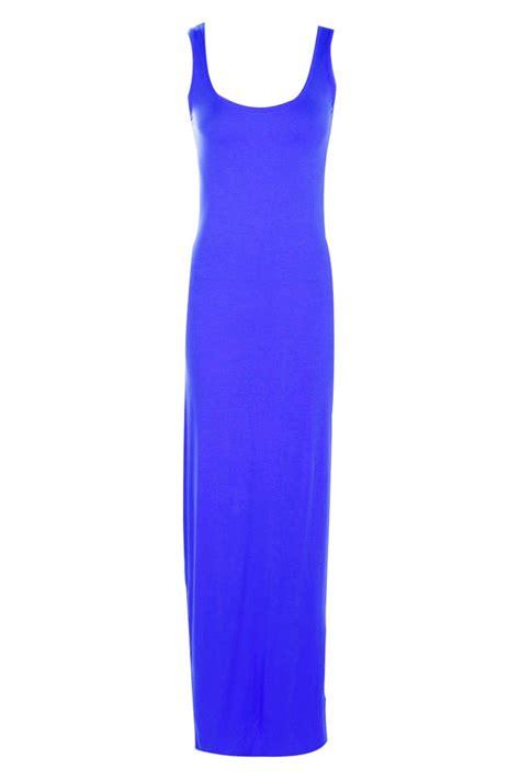 Maxy By boohoo womens scoop neck maxi dress