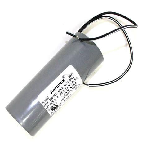aerovox capacitor date code sylvania 47942 cap 55uf 300vac min acg255 elightbulbs