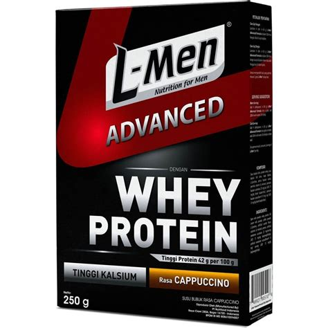 Lmen Whey Protein Lmen Advanced 1
