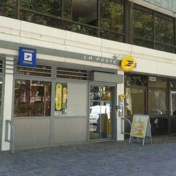la poste bureau de poste 6 rue du lac part dieu lyon