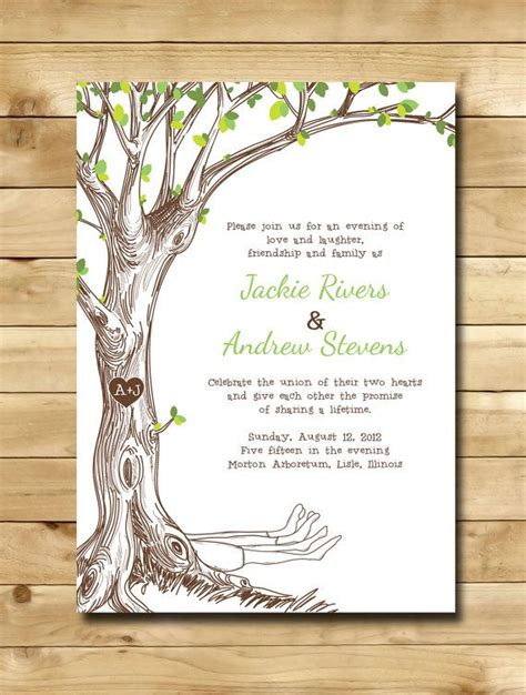 Resume Sample Bd by The Giving Tree Wedding Invitations Sample By Nmiphotocreations Parties Pinterest Tree