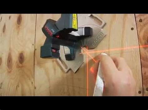 tile layout laser bosch gtl3 tile layout laser youtube