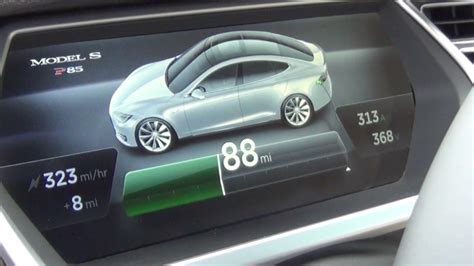 Tesla Supercharger Voltage Review Tesla Motors All Electric Model S Is Fast But Is