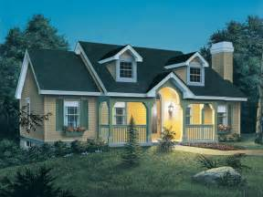 New England Style House Plans New England Style Cottage House Plan New England Beach