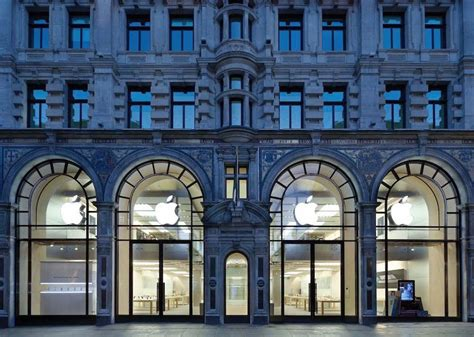 Basement Renovation by Apple To Remodel Flagship Regent Street Store In United