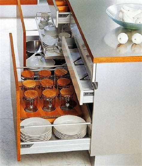 kitchen cupboard interior storage 15 kitchen drawer organizers for a clean and clutter