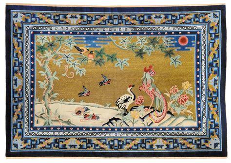 tappeti antichi cinesi tappeto cinese pechino inizio xx secolo tappeti antichi