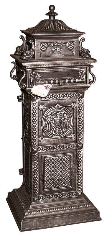 antike leuchten len s 228 ulenbriefkasten 1528 a