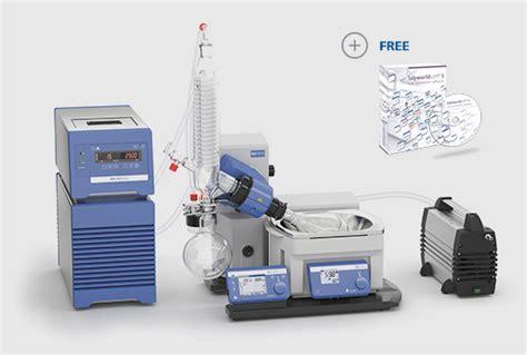 Rotary Evaporator Rv10 equipment hildreth lab