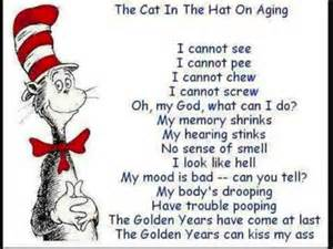 the cat in the hat on aging youtube