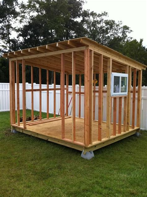 single slope roof metal buildings cheap shed plans the easy way to build a simple shed diy