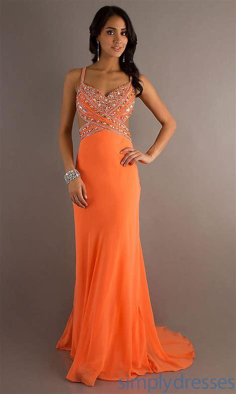 Dress Wanita Orange orange dress in fashion review fashion gossip