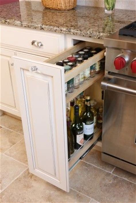 Spice Drawers Kitchen Cabinets Pull Out Wine Rack Woodworking Projects Plans