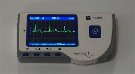 Monitor Ekg przeno蝗ny monitor ekg elektrokardiograf pc 80b creative