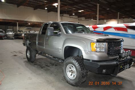 Sle Sales by 2008 Gmc 2500 Hd Sle Extended Cab 4 Door 6