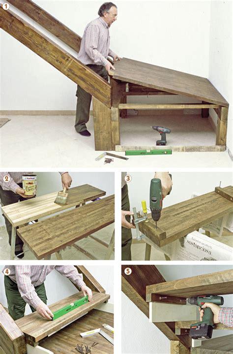 come costruire una ringhiera in legno scala in legno fai da te bricoportale fai da te e bricolage
