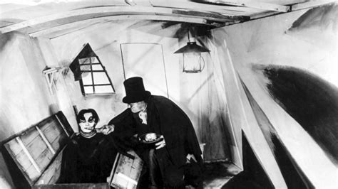 The Cabinet Of Dr Caligary by The Cabinet Of Dr Caligari Science On Screen