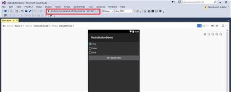 android templates for visual studio 2013 create your first android app using xamarin and visual