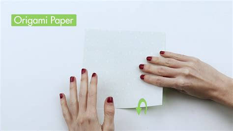 How To Make Origami Nails - how to make origami nail tutorial origami handmade