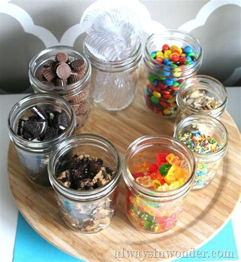 toppings for ice cream bar only best 25 ideas about sundae bar on pinterest sundae