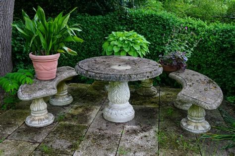 garden benches stone garden benches 15 creative idea to relax in style