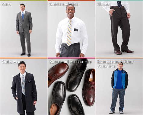 imagenes de elderes sud vestimenta y arreglo personal normas para los misioneros