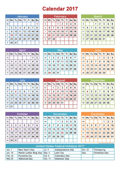 Go Calendars Calendars To Go 2017 2018 Cars Reviews