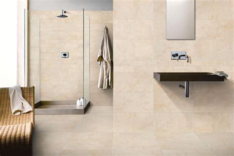 piastrelle bagno beige gres porcellanato effetto marmo botticino beige 30x60
