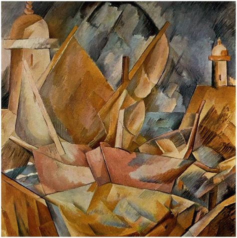 the establishment of cubism 25 best ideas about georges braque on cubism