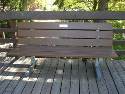bench canada locations emily hiraki edward gardens toronto ontario canada dedicated benches on waymarking com