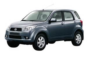 Daihatsu Terios Bego Daihatsu Terios Bego Toyota Rent A Car Flickr Photo