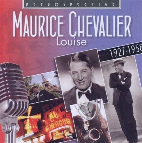 lyrics chevalier maurice chevalier you brought a new of to me